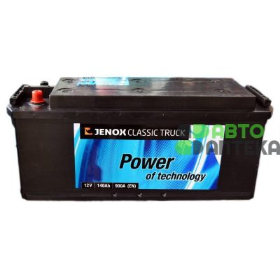 Car battery JENOX Classic Truck 6CT Az-140Ah 950A (EN) R125384K