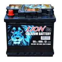 Car battery 6ST Lion-50Ah Az 400A (EN) R045613KN