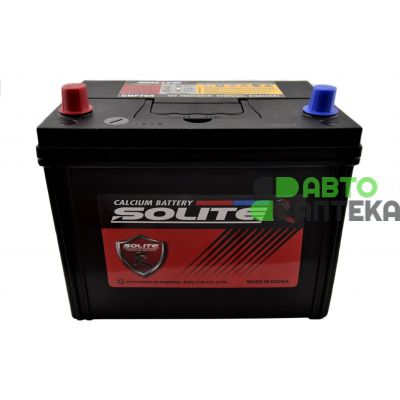 Automobile battery SOLITE R Japan 6ST-70Ah Az Asia 610A (CCA) CMF70R