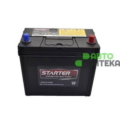 Automobile battery STARTER EX Japan 6ST-45Ah AZE Asia 450A (CCA) TC 55B24LEU