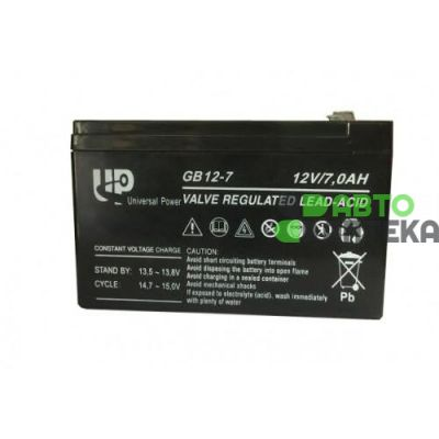 Battery AGM GB 12V, 5Ah