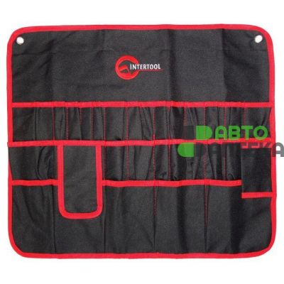 Case tool pockets 30 560mmx485mm INTERTOOL BX-9010