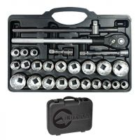 "Professional tool set 3/4 "", 26 pcs INTERTOOL ET-6026"