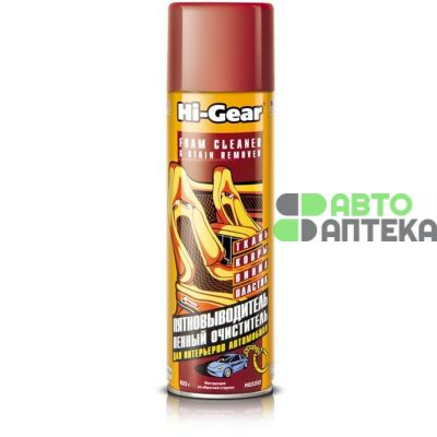 Cleaner Hi-Gear LEATHER CLEANER & CONDITIONER LEATHER LUX skin HG5217 496g