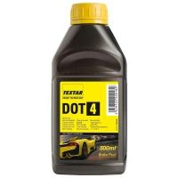 Brake fluid TEXTAR Brake Fluid DOT 4 95002400 0,5l