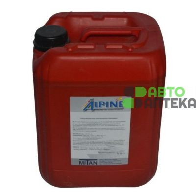 Transmission oil Alpine Gear Oil 85W-140 GL-5 20L