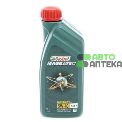 Automotive engine oil Castrol Magnatec 5W-30 1l