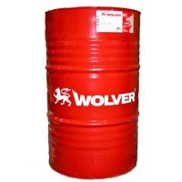Industrial hydraulic oil WOLVER HLP46 200l